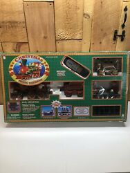 Vintage Christmas Magic Express Rare Collectible Train Set 5410 Toy State