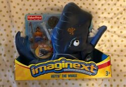 2007 Fisher Price Imaginext Adventures Pirates Hefty The Whale New Unopened