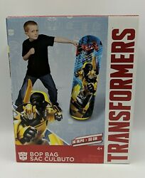 Transformers 36 Inch Inflatable Punching Bop Bag Indoor Exercise Fun Sac Culbuto