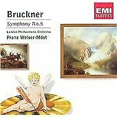 Symphony No. 5 Welser-most Lpo Cd 2003 Incredible Value And Free Shipping