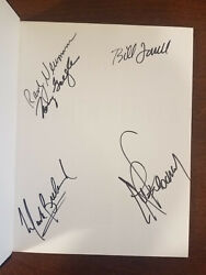 Ny Daily News 80 Years Golden Gloves Boxing Book Signed By 5 - Cooney Breland