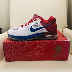 Manny Pacquiao Nike Shoes Air Trainer 1.3 Mp Shoes Incredibly Rare Good Cond