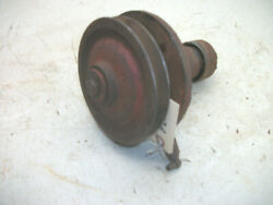 1969 Wheel Horse Gt14 Garden Tractor Part 48 Mower Deck Outer Spindle Assembly