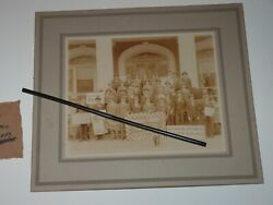 Antique Purina Chows Horses Cow Poultry Hogs Employees Photo