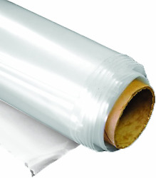 Sunview Greenhouse Plastic Clear 6 Mil, 4 Year, Polyethylene Covering Film 5 Ft