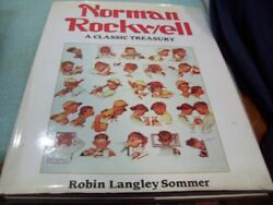 Norman Rockwell A Classic Treasury By Robin Langley Sommer And Norman Rockwell