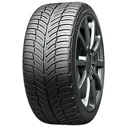 4 New Bfgoodrich G-force Comp-2 A/s+ - 285/35r19 Tires 2853519 285 35 19