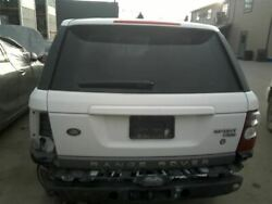 Trunk/hatch/tailgate Privacy Tint Glass Fits 06-11 Range Rover Sport 8028999