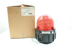 Federal Signal 371dst-120r Double Strobe Light Fixture 120v-ac