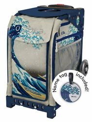Zuca Bags Great Waves Select With Frame Or Insert Only