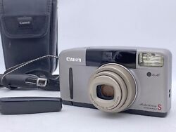 [n-mint] Canon Autoboy S Panorama Aiaf Pands Film Camera W/ Remote Switch From Jp