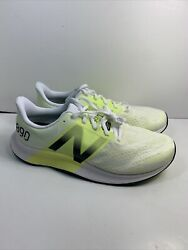 New Balance 890 Wide White Yellow Black Men Running Shoes Sneakers M890wy8