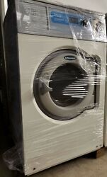 Wascomat Front Load Washer Coin Op 20lb, 208-240v, S/n 00521/0404737 [refurb.]