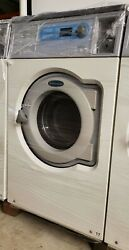 Wascomat Front Load Washer 20lb Coin Op 208-240v S/n 00521/0404328 [refurb.]