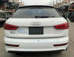 15 Audi Q3 Trunk Hatch Tailgate Spoiler With Power Liftgate