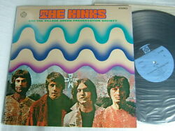 The Kinks Are The Village Green / Diff Cover Ot