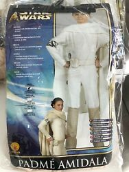 Star Wars Padme Amidala Deluxe Child Costume,small For 3/4 Years
