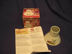 Cooks Choice The Original Sitting Chicken Steamer Moist Grilled Baked Beer Can