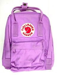 Fjallraven Kanken Mini Classic Backpack for Everyday Orchid $52.99