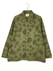 Old Clothes 70S Made Usa Kamo Duck Hunter Camouflage Coverall Hunting Jacket L $139.00