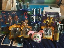 New Fortnite Toys Clothing Plush And Figures