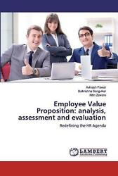 Employee Value Proposition By Avinash Pawar Free Shipping
