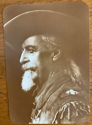 Buffalo Bill Cody Old West Collectors Series Post Card