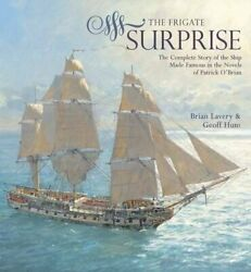 The Frigate Surprise By Brian Lavery Hardback Book The Fast Free Shipping