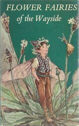 Flower Fairies By The Wayside Cicely Mary Barker Hardcover W/dust Jacket