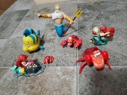 Vintage Toys The Little Mermaid Ariel Flounder And More