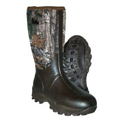 New Menand039s Ducks Unlimited Slough Knee Hunting Scent Free Boots Sizes 7-13