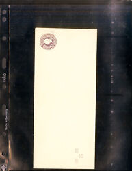 Us Stationery Lot Of 8 Rare 3¢ Mint Stamp Entire Envelope Errors