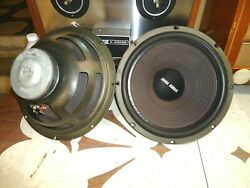 Stereo Voice 12 Inch Speakers Model 12-as