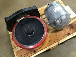 Raymond Industrial Lift Drive Motor And Gearbox 570-206/100 Repaired