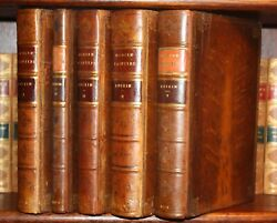John Ruskin - Signed Modern Painters Complete In 5 Volumes [signed Ltd. Ed]