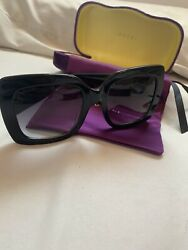 gucci sunglasses women oversized $80.00