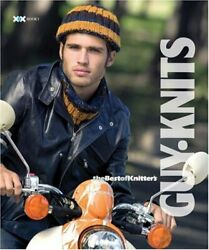 Guy Knits Sweaters And Vests Sweaters And Vests ... By Rowley, Elaine Paperback