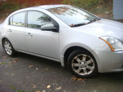 2008 Nissan Sentra Low Mileage Has Computer Problem Does Not Run One Owner