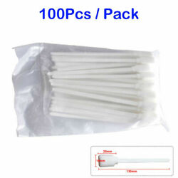 100pcs Inkjet Printers Foam Cleaning Swabs For Epson / Roland / Mimaki / Mutoh