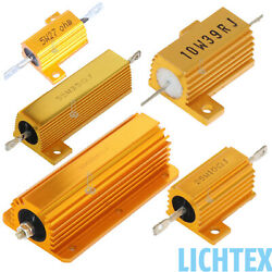 12v 5w 27ohm Can-bus Lighting Failure Resistance Power Resistance