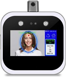 Knight Vision//temperature Detection/face Recognition Terminal/time Attendance