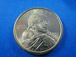 U.s. Sacagawea Dollar - 6 Sets Of 16 - 2000 To 2007 P And D - Uncirculated Tm