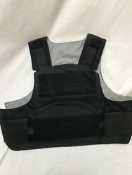 Eagle Industries Black Lvac Low Vis Balcs Armor Carrier Small