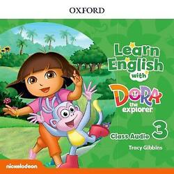 Learn English With Dora The Explorer Level 3 Class Audio Cds Cd