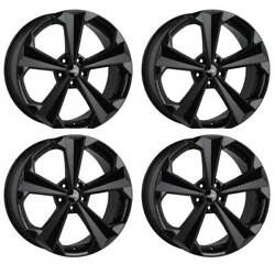 4 Alloy Wheels Oxigin 22 Oxrs 8.5x19 Et35 5x114 Sw For Jeep Compass Patriot