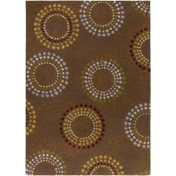 Surya Fm-7107 Forum Area Rug 10and039 X 14and039 Camel/rust