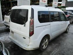 Passenger Rear Side Door With Window Fits 14-18 Transit Connect 7959015