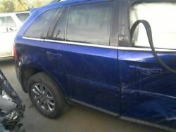 Passenger Rear Side Door Privacy Tint Glass Fits 11-14 Edge 8027276