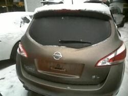Trunk/hatch/tailgate 4 Door With Rear View Camera Fits 11-14 Murano 8007917