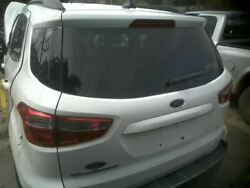 Rear Back Door With Privacy Tint Glass Fits 18 Ecosport 8014899